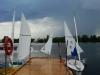 Delay due storm