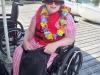 Kathy on Hawaii Day