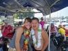 CPO & Kai on Hawaii Day