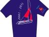 10 year anniversary T-shirt