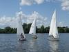 Bronze class sailing