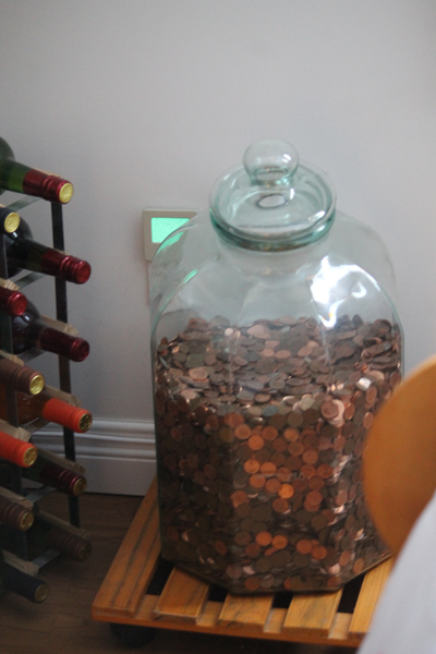 big jar of pennies pictures to pin on pinterest pinsdaddy